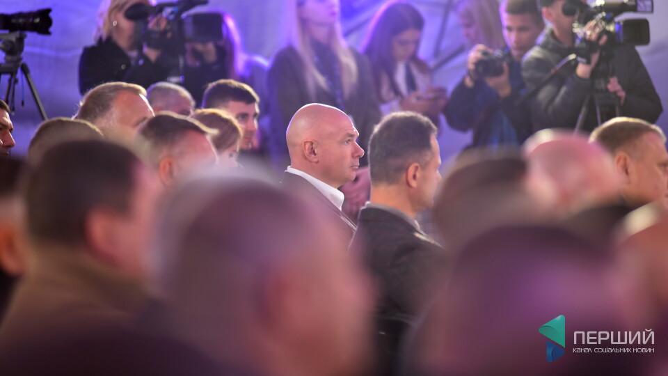 «По одному ми – ніхто». Що казав Ігор Палиця на форумі партії в Луцьку. ЦИТАТНИК
