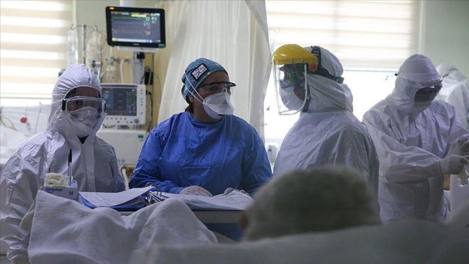 Коронавірус в Україні: 11 809 нових хворих та 203 смерті