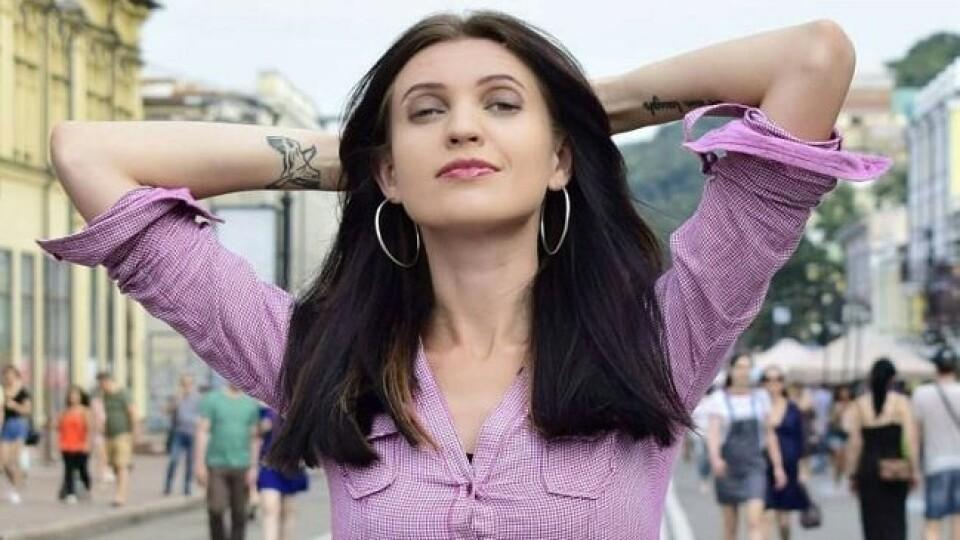 Співачка рок-гурту VLASNA презентує у Луцьку свою книгу