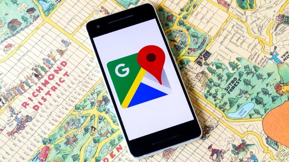 Більше деталей. Google Maps оновили карти