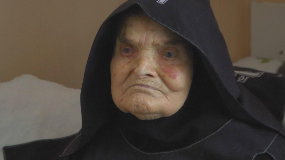 Померла найстарша в Україні монахиня