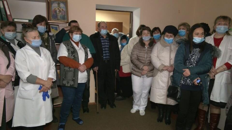 Волинську лікарню залишили без фінансування. Закривають два відділення