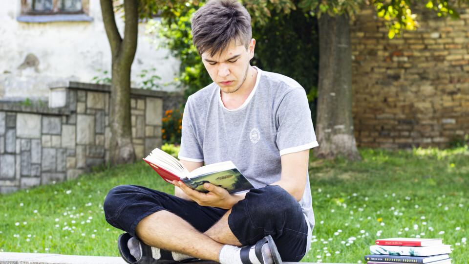 Луцьк читає. Книжкові пристрасті луцького книгаря