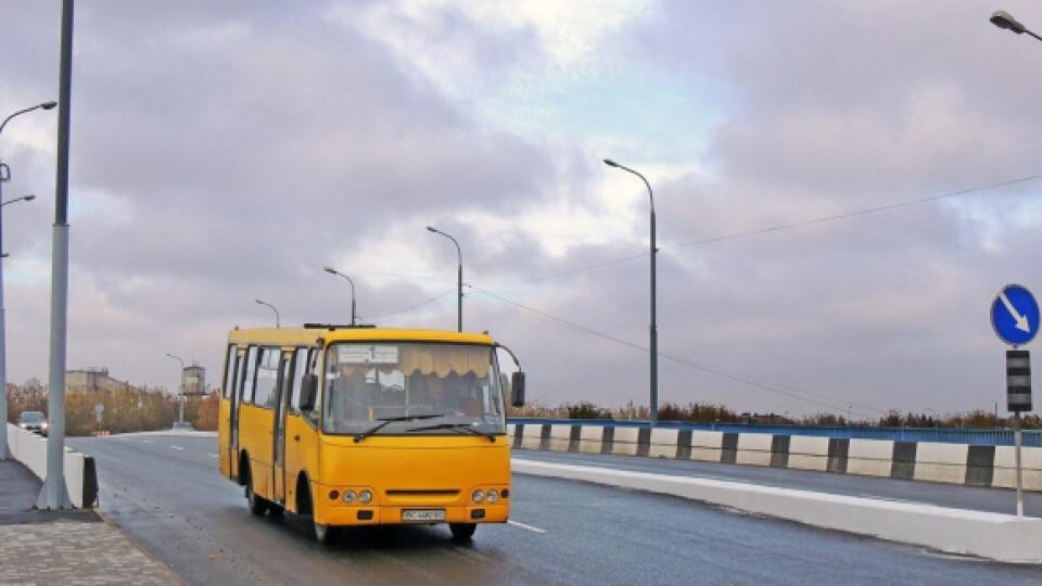 Луцькрада просить Кабмін дозволити перевозити більше людей у транспорті