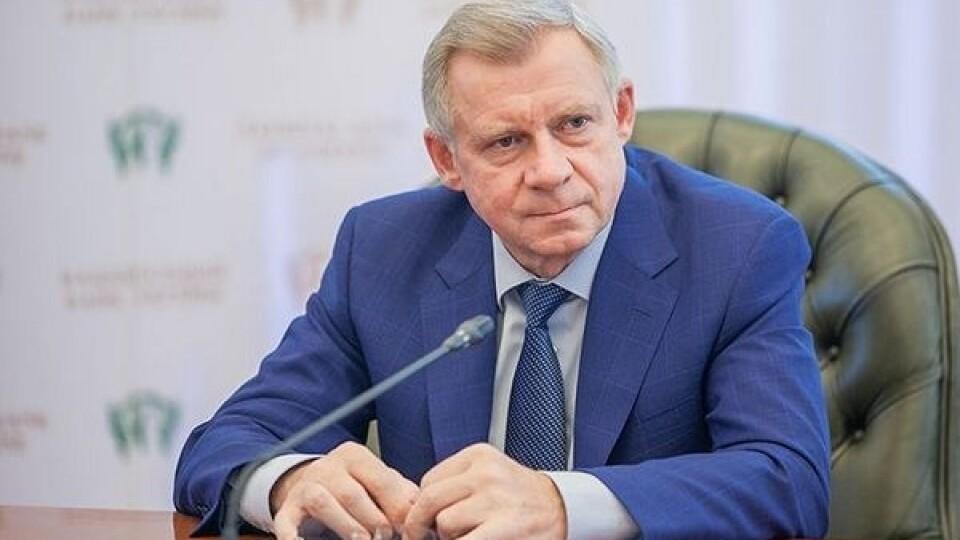 Глава Нацбанку Яків Смолій подав у відставку