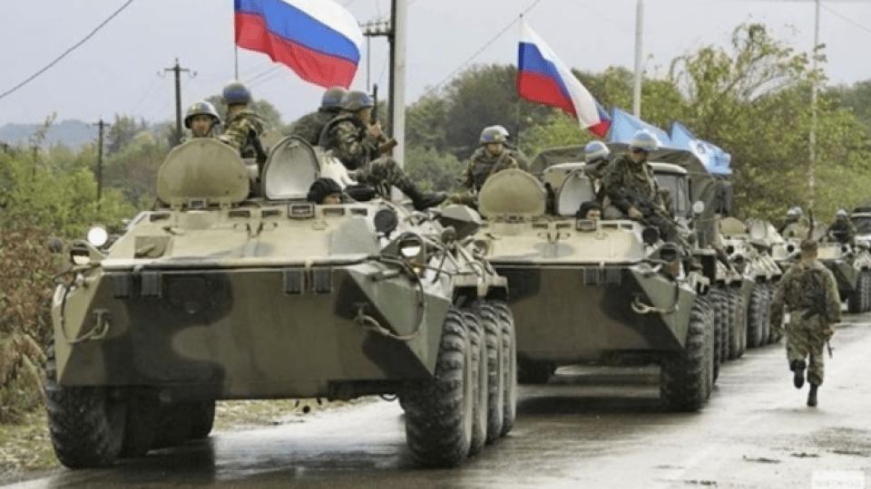 У Росії заявили, що 23 квітня почнуть відводити війська від України