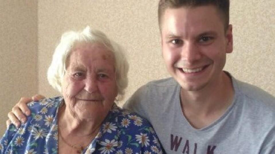 Аргентинець з українським корінням знайшов своїх родичів на Волині