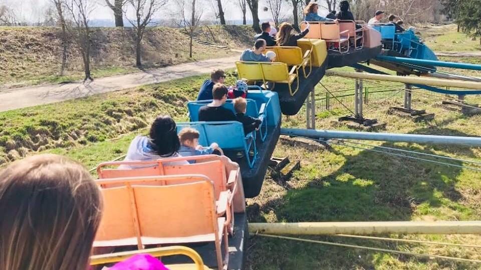 Сезон у Центральному парку Луцька відкриють на Пасху