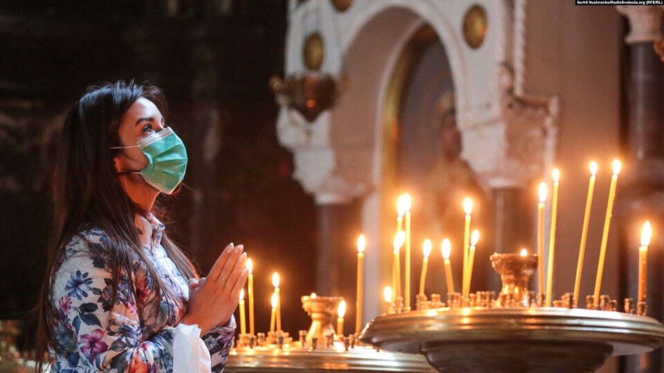 У Луцьку хочуть послабити карантин у церквах. На богослужіння зможе приходити більше людей