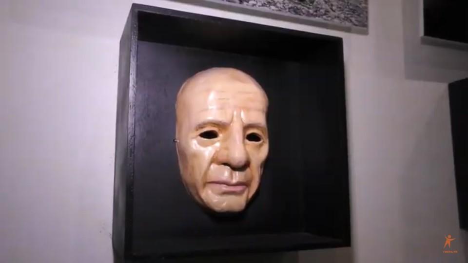 У Луцьку – виставка масок художників. ВІДЕО