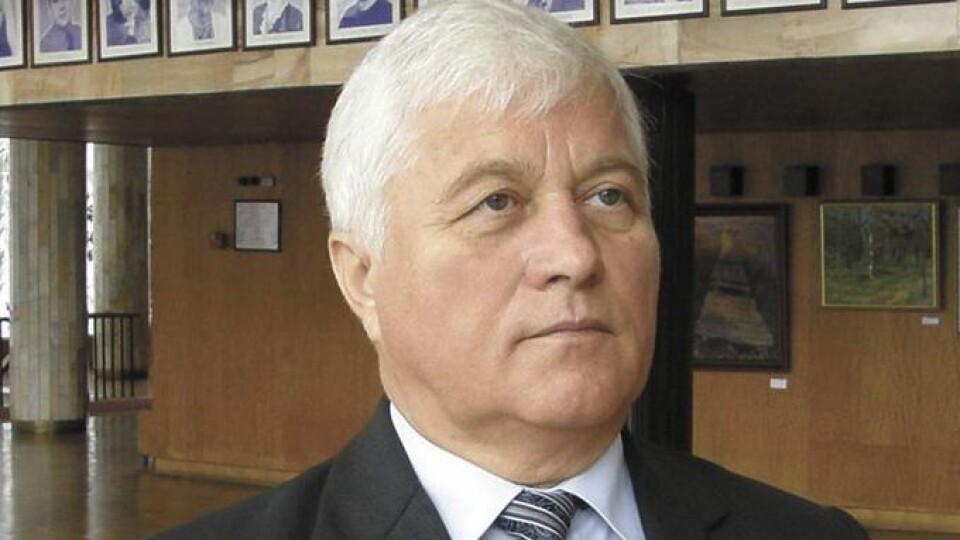 Директор Волинського драмтеатру отримав від Зеленського звання заслуженого