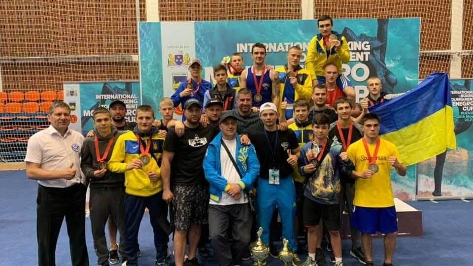 Волинський боксер виборов «срібло» на турнірі у Чорногорії