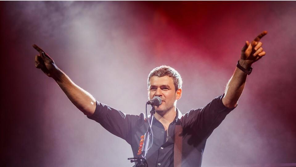 У Луцьку Арсен Мірзоян презентує новий альбом