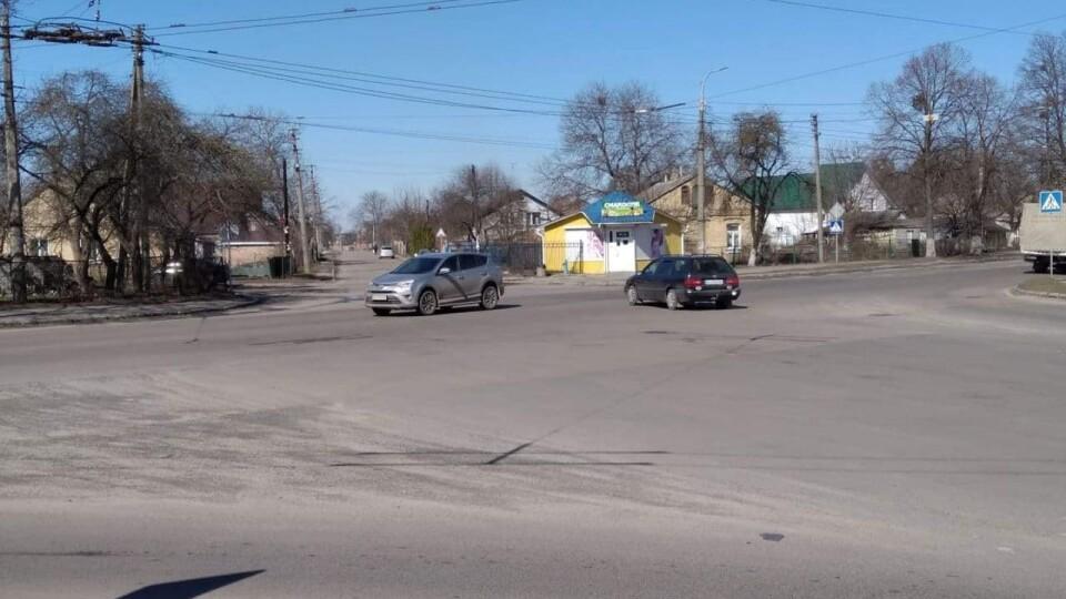 На перехресті Львівської та Потебні у Луцьку поставлять світлофор