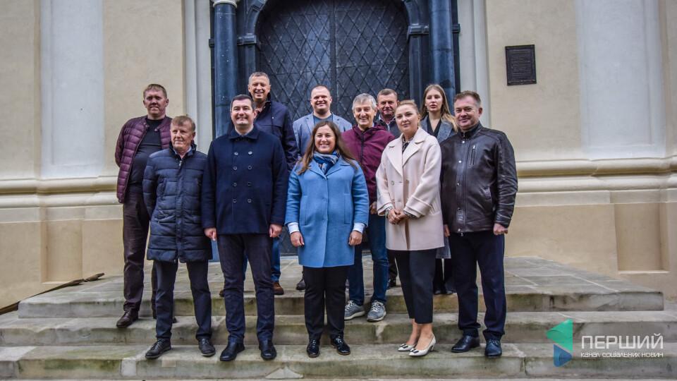 На Волині побувала команда Офісу простих рішень Саакашвілі, які рухають реформи в Україні