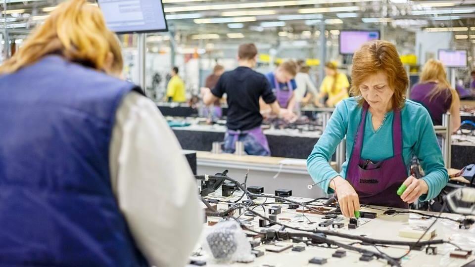 Луцький завод «Кромберг енд Шуберт» закривається на карантин