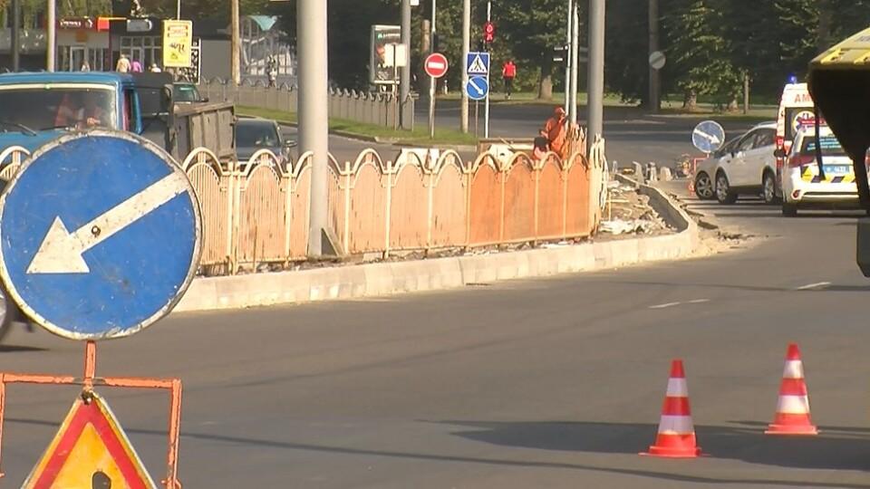 У Луцьку за 20 мільйонів гривень ремонтують проспекти Перемоги і Соборності