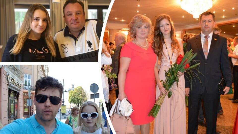 Татові донечки: знайомтеся з доньками волинських віпів