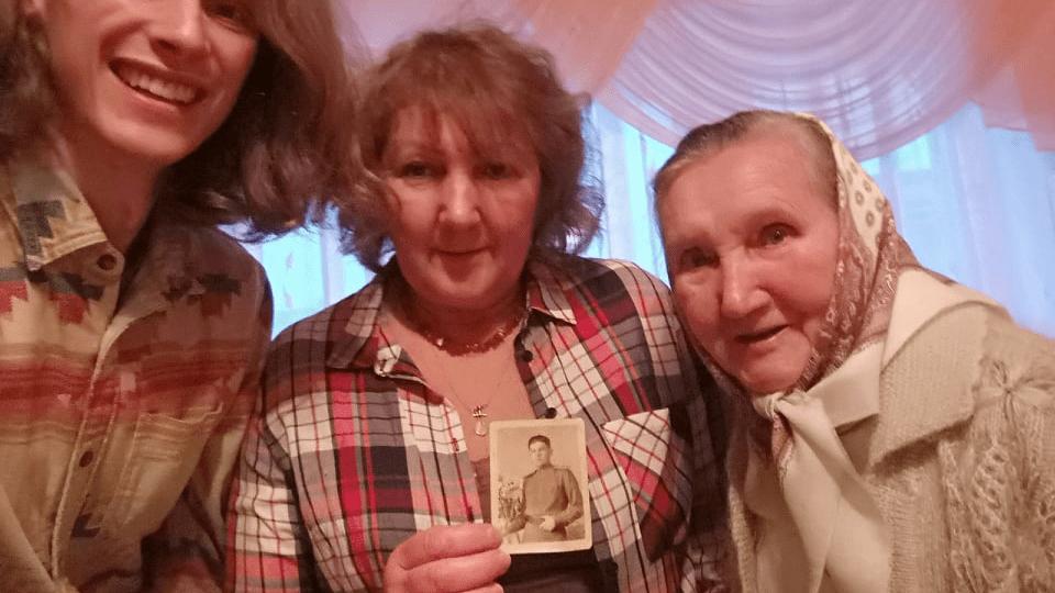 Історія з фотографією радянського солдата з Волині: родичі знайшлися