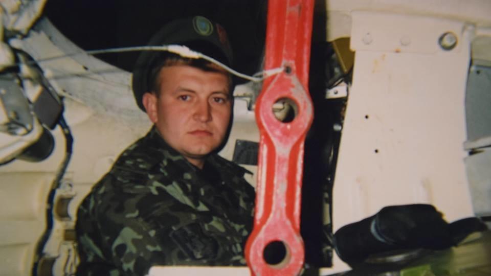 Луцький депутат, екс-танкіст Сергій Шкода поділився спогадами про військову службу. ФОТО