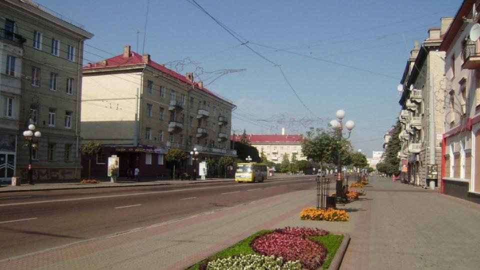 У Луцьку перекриють центр міста через заходи до Дня добровольця