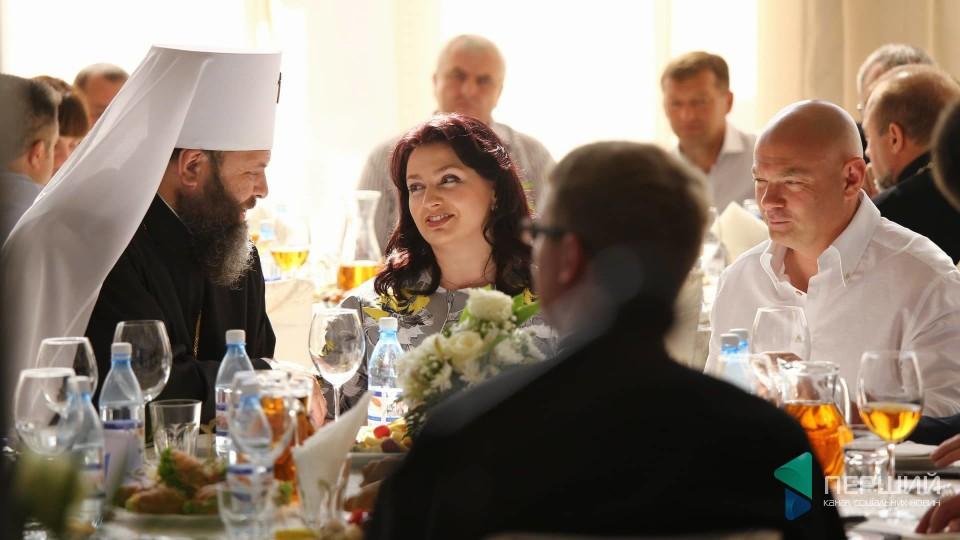 У Луцьку розпочався перший молитовний сніданок. ФОТО
