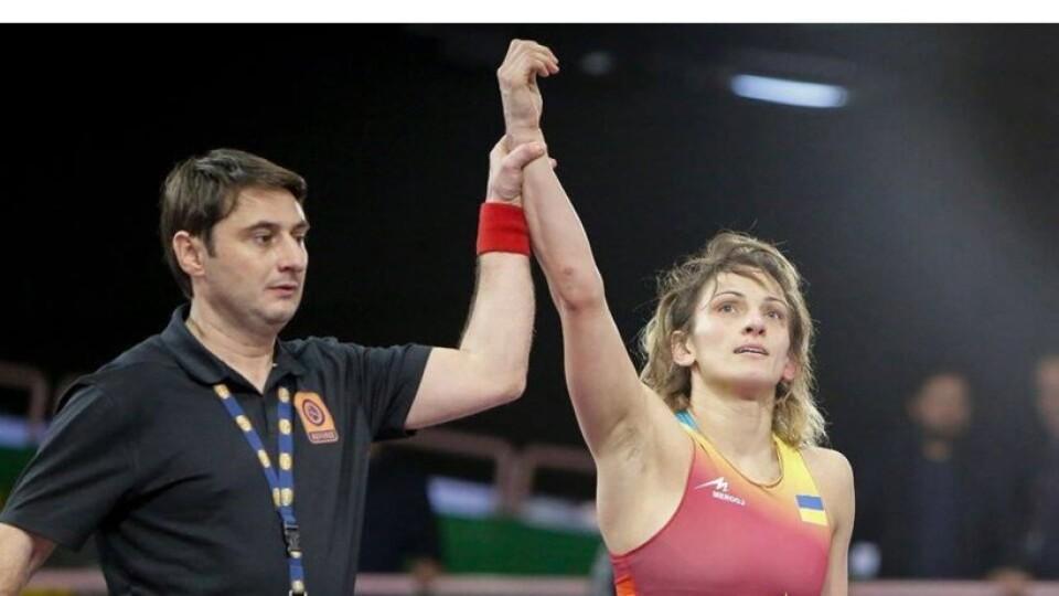 На Чемпіонаті Європи борчиня з Волині перемогла росіянку. Як проходив поєдинок