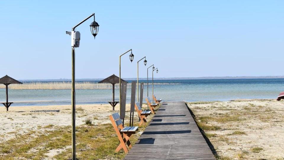 У Світязі зробили 30% каналізації та «прокачали» центральний пляж. ФОТО
