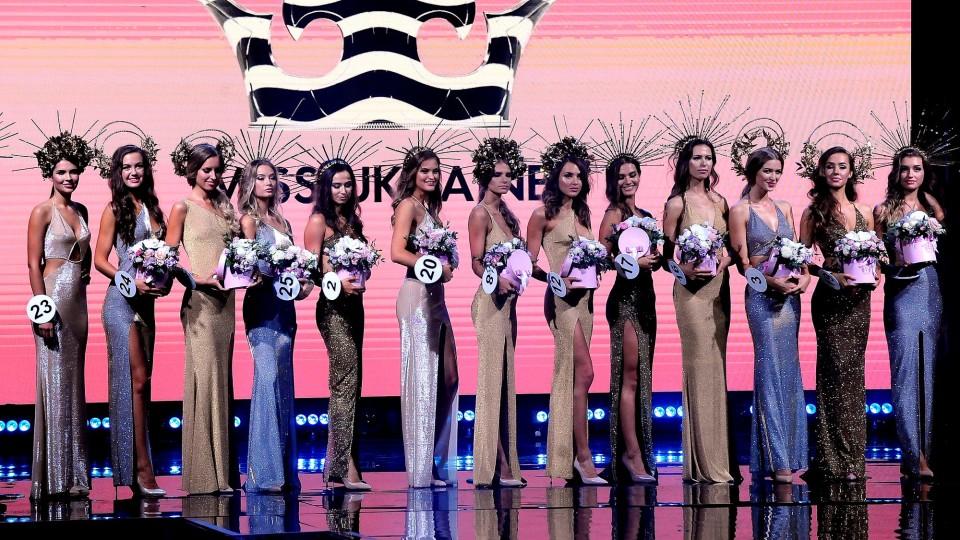 Волинянки здобули титули на конкурсі «Міс Україна». ФОТО