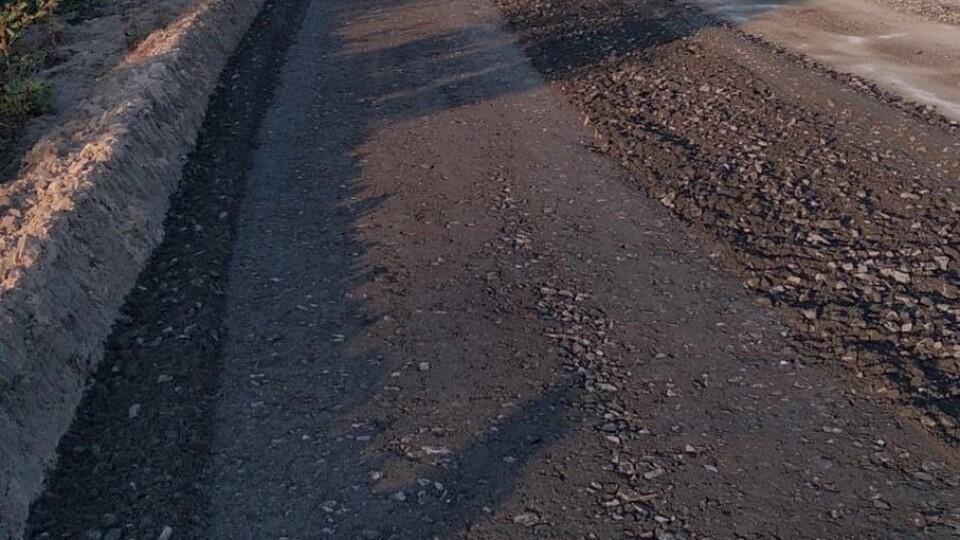 На дорозі Луцьк – Дольськ стартував ремонт