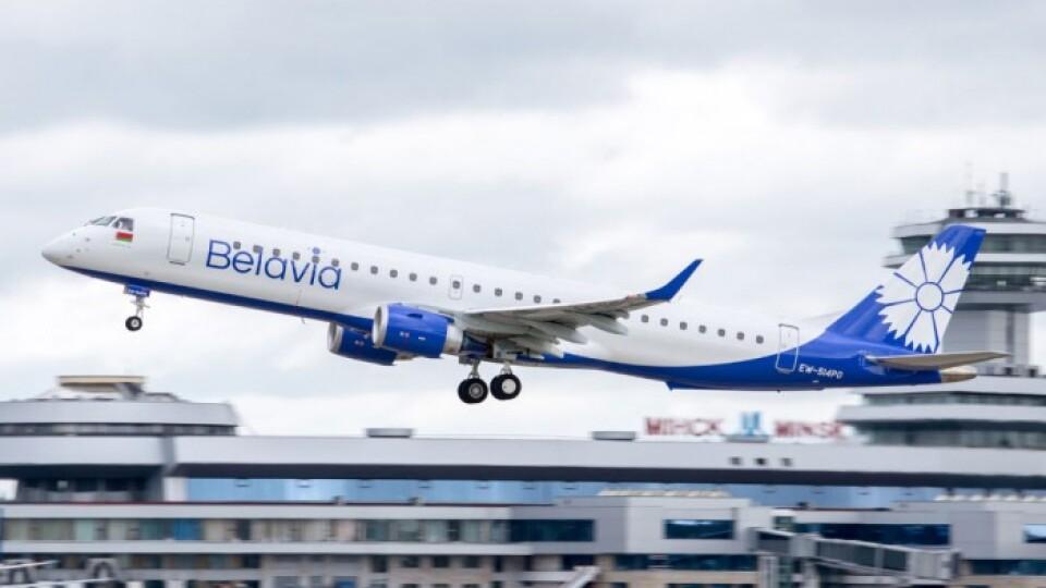 Білоруська авіакомпанія заборонила польоти в Україну