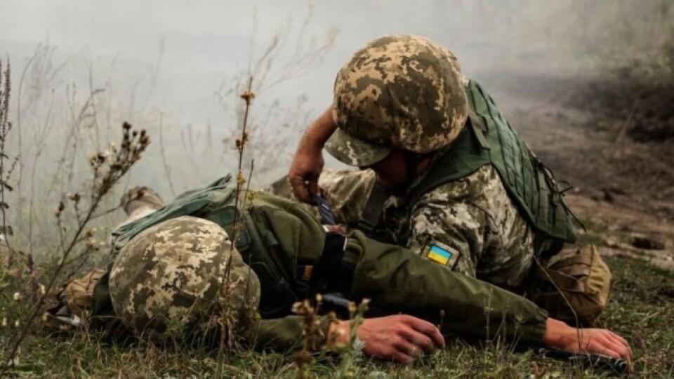 У зоні ООС загинуло двоє українських військових, ще дев'ять поранені