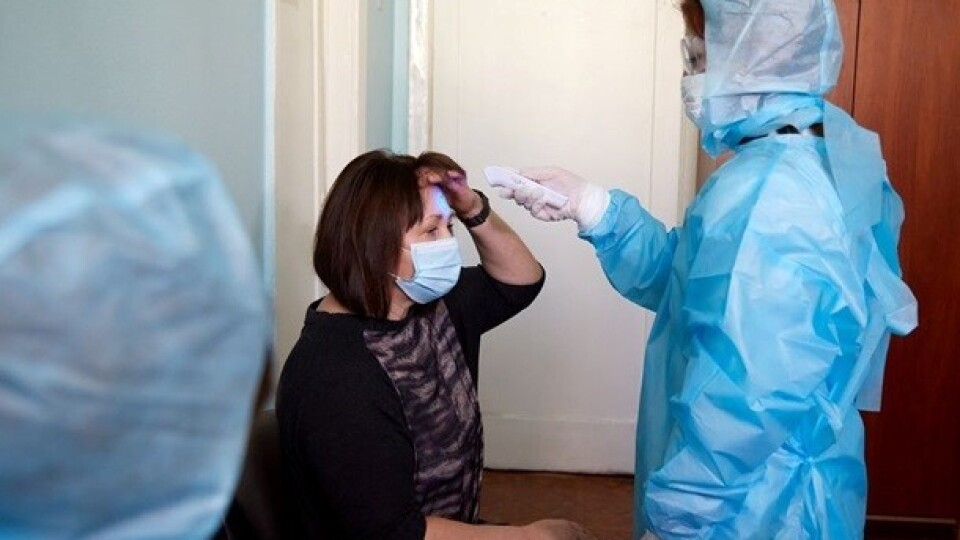 У Луцьку в іще однієї жінки підозрюють коронавірус