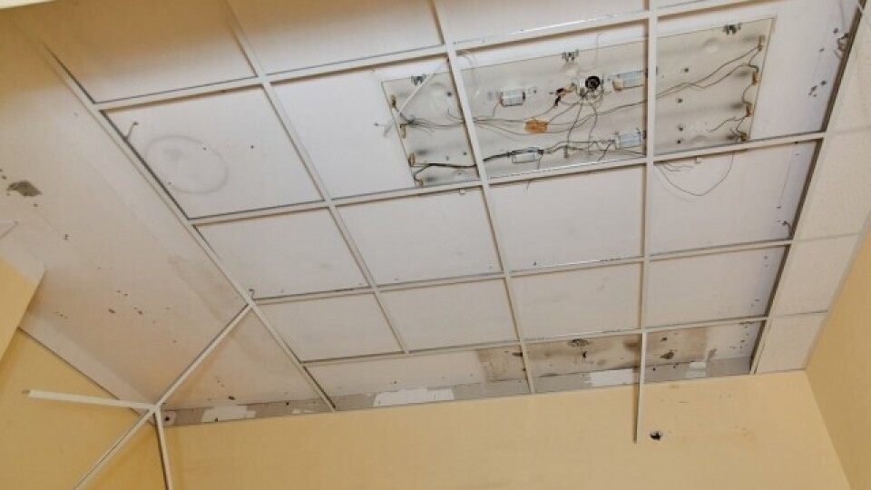 Аптекарі, які орендували приміщення у Волинській дитячій лікарні і понищили їх, відшкодували збитки