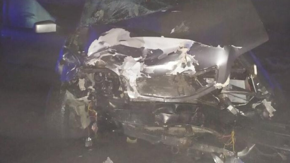 На Волині зіткнулися Volvo та Mitsubishi: водійок госпіталізували