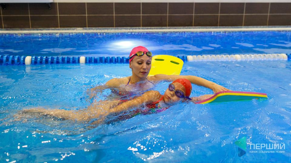 Перший у поміч: Як навчитися плавати і побороти страх води