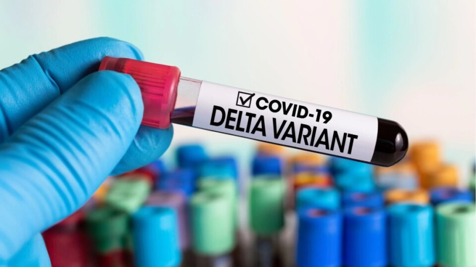 На Волині виявили перші випадки COVID-штаму «Дельта»