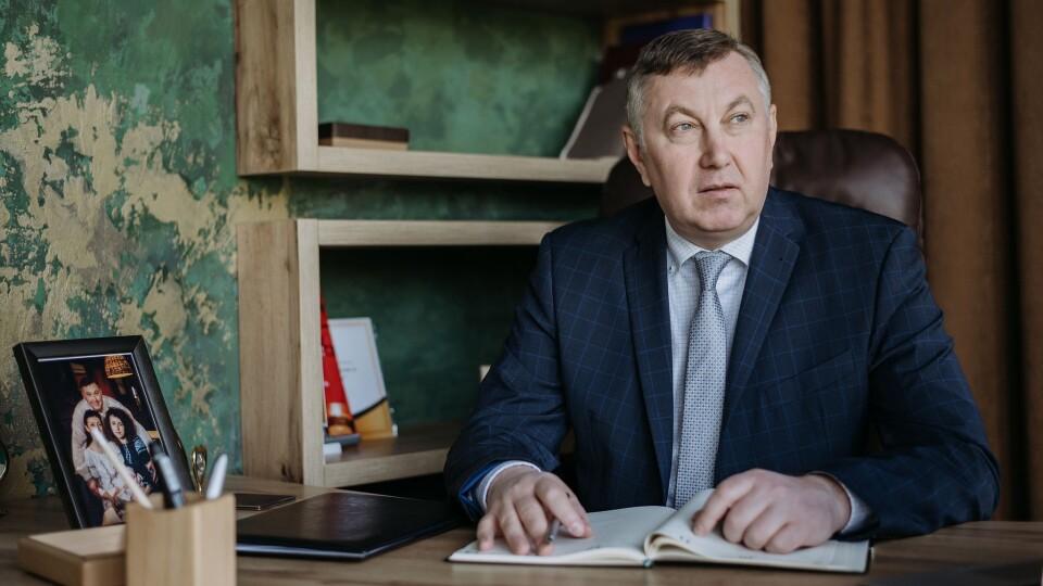 «Нам вдалося зламати стереотип про депресивне Полісся», - Володимир Бондар. ІНТЕРВ'Ю