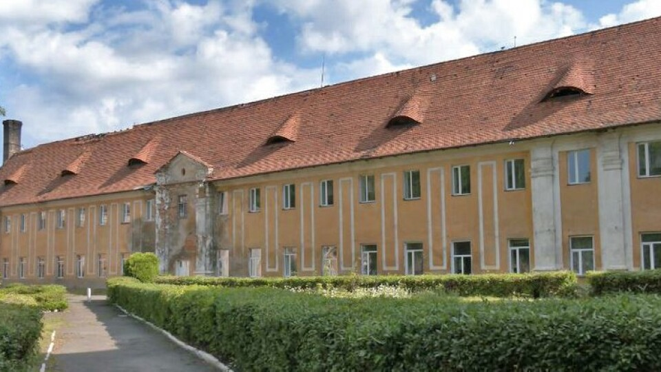 Замок Радзивіллів в Олиці вперше відкриють для туристів