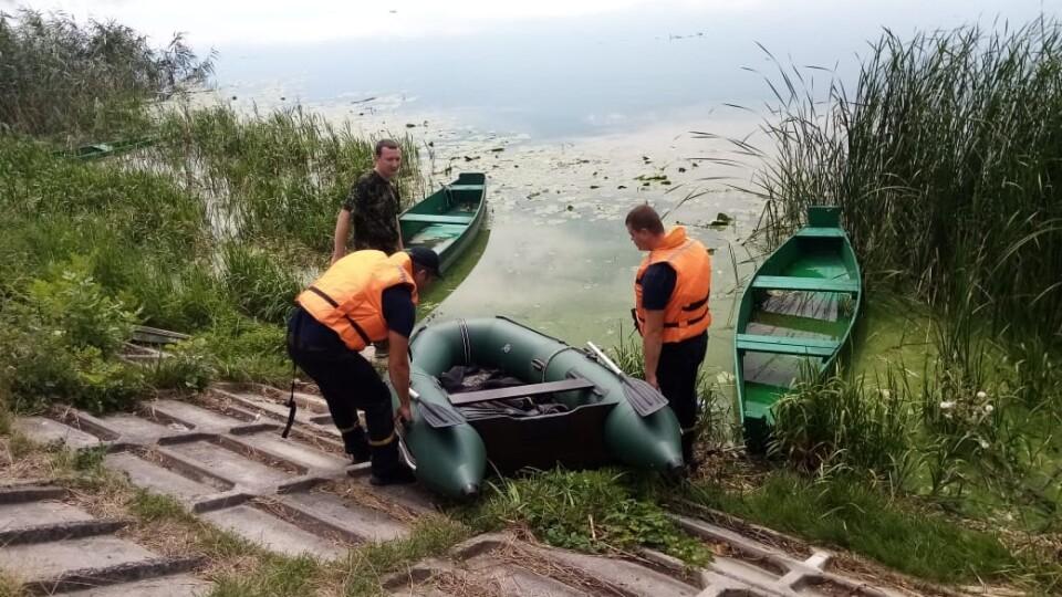На Рівненщині лучанин потонув під час риболовлі