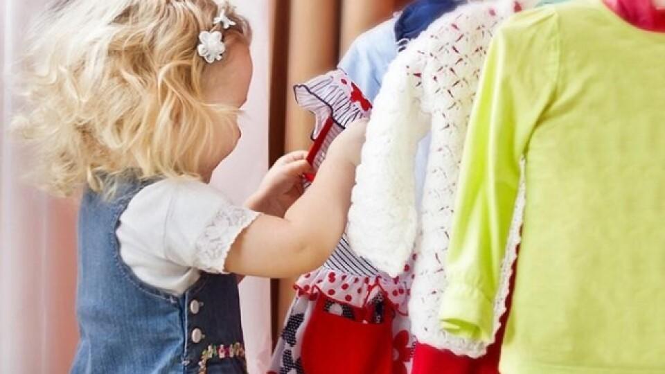 Як вибрати одяг дитині для дитячого садка: поради фахівців