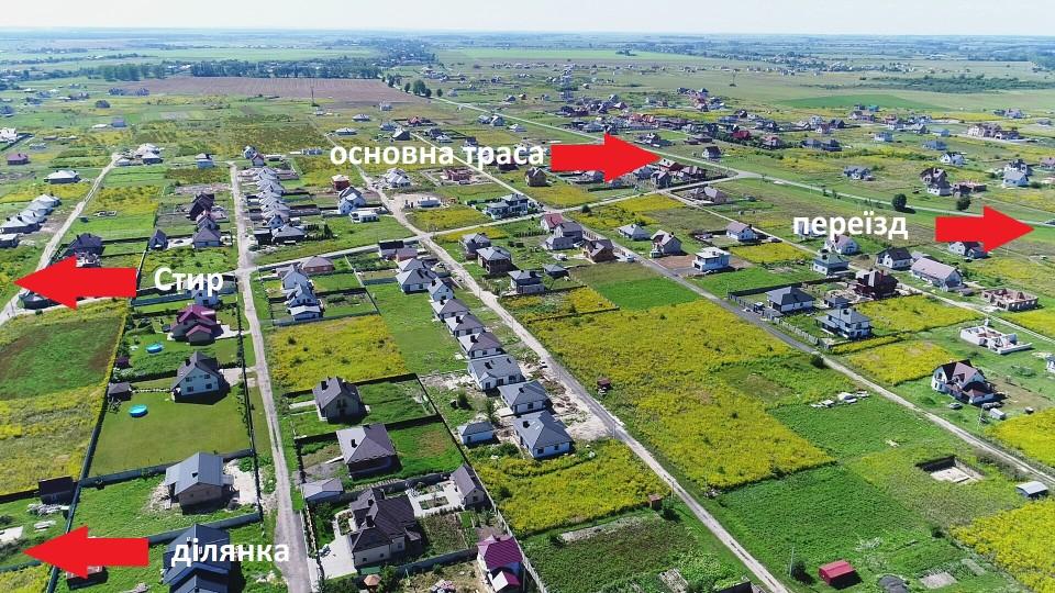 ВМБ Нерухомість пропонує ідеальне місце для будівництва поруч із Луцьком
