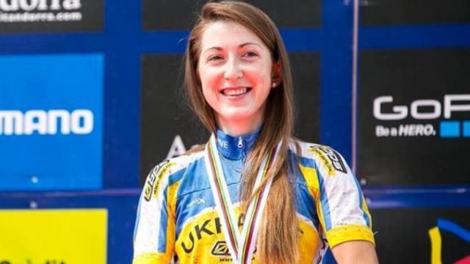 Луцька велогонщиця виграла «золото» на міжнародному турнірі