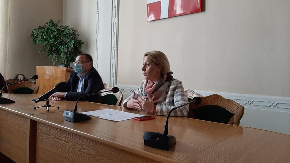 «Ми вважаємо, що загрози для пацієнтів немає», –заступниця голови ОДА про вірус у луцькій лікарні