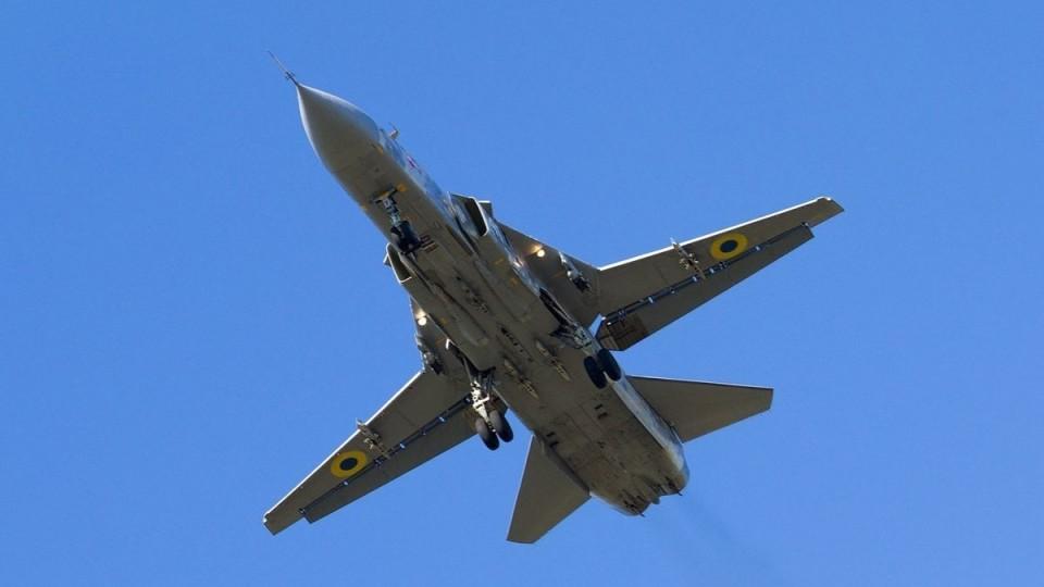 На Волині авіація під час навчань  пускатиме  ракети і скидатиме бомби