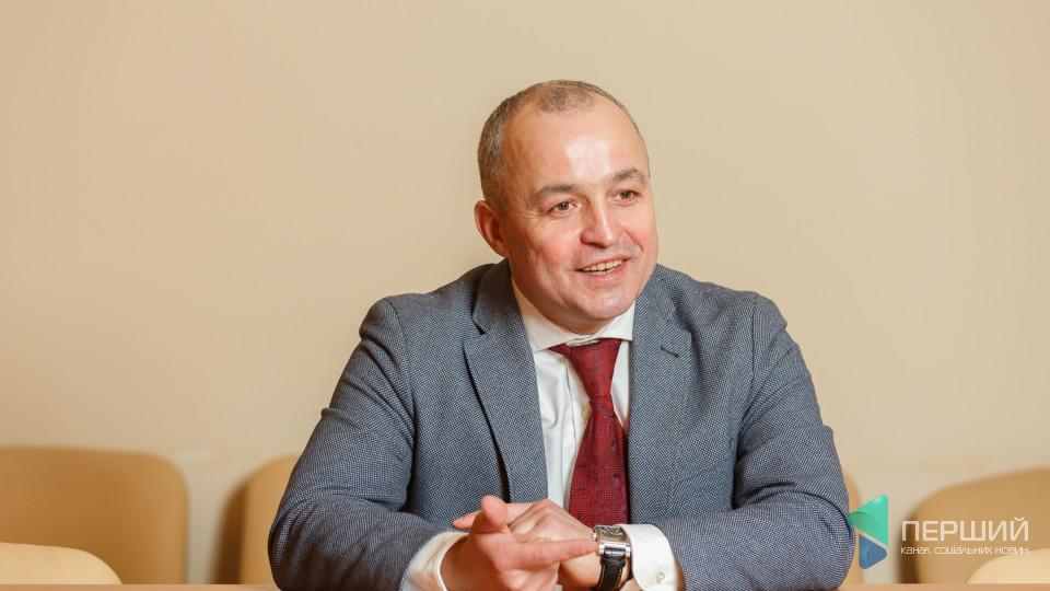 «Непроблемних комунальних закладів не буває», - Микола Буліга. ПЕРШИЙ В ОБЛРАДІ