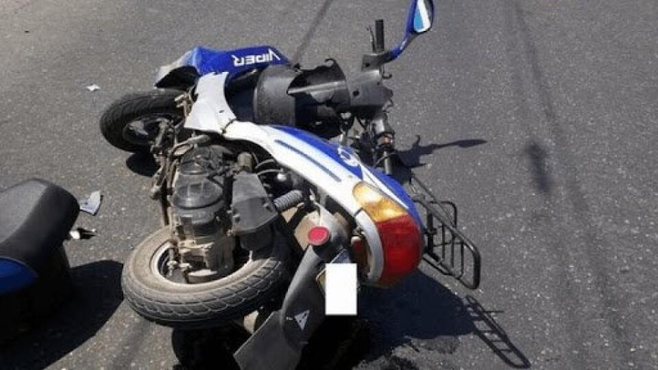 На Ковельщині мотоцикліст збив 5-річного хлопчика