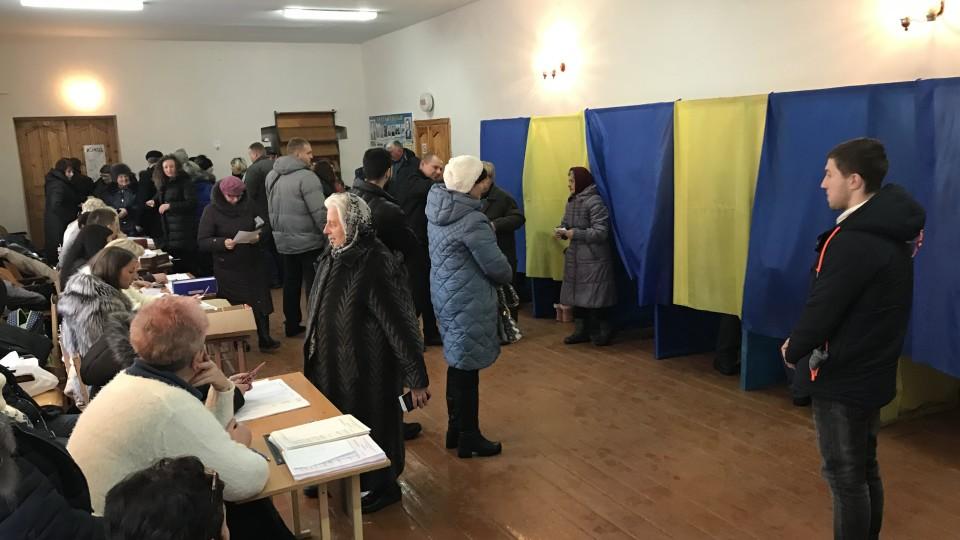 Майже 11 мільйонів українців проігнорували вибори