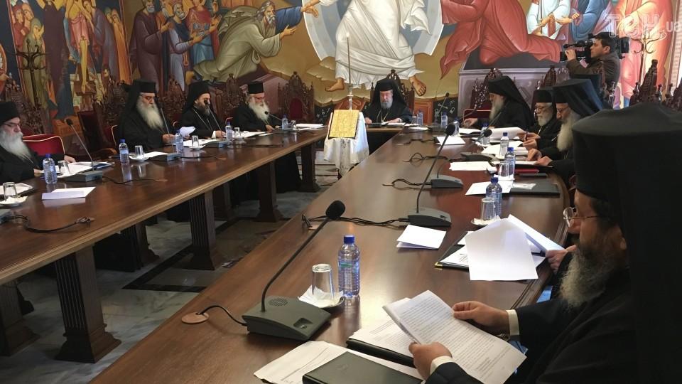 Кіпрська православна церква розкритикувала Росію і підтримала ПЦУ