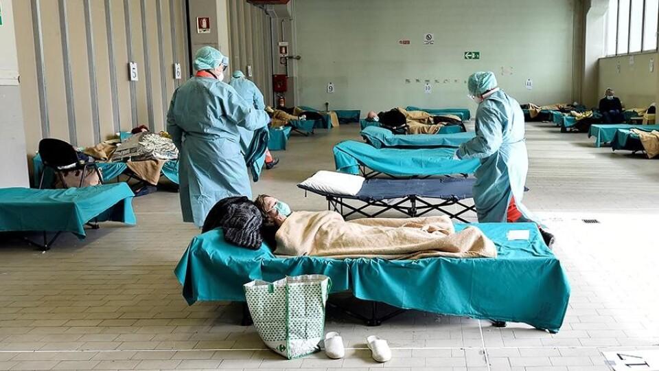 В Італії за останню добу поменшало людей у реанімації. Знизилася і кількість смертей